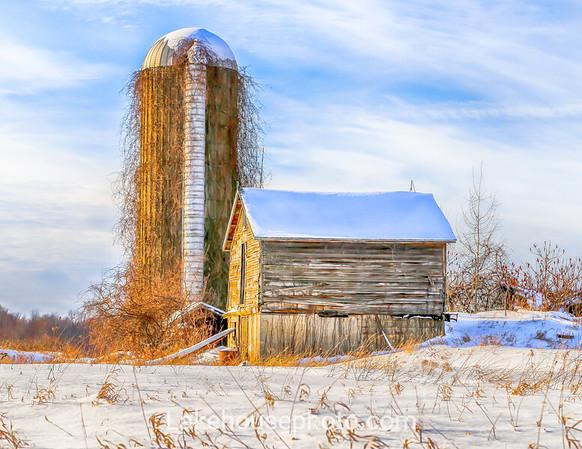 January - Lance's Barn