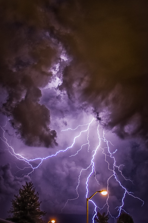 2016-07-08 - Lightening Storm