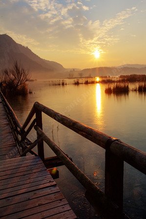 Dopo l'ora blu... una bell'alba rossa