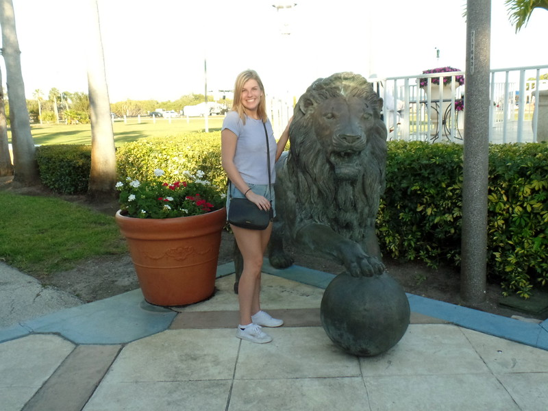 Natalie at Safety Harbor