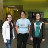 Lily, Prof Susan Weiner in BIOL, and Beeka Quesnell (SUST alum)