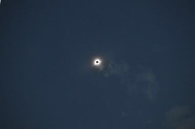 Total Solar Eclipse @ Kaskaskia Island