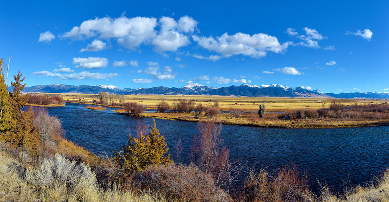 Pano Madison River