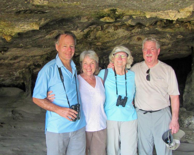 2018_ Richard Sydney Holly Gerold_ Fontein Cave_Aruba_April_IMG_0868