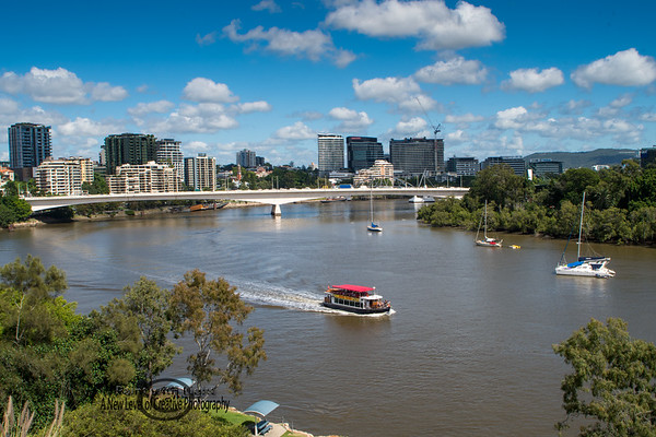 Brisbane and Redcliff