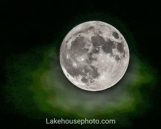 November - Super Moon November 2017