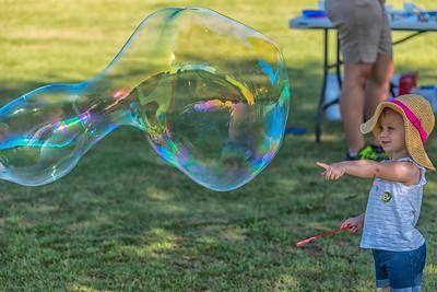 Bubbles...July 28, 2018