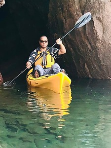 Kayaking Leader Greg