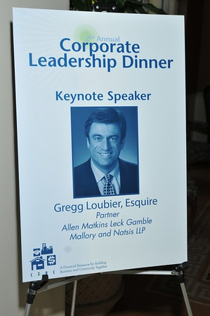 2ND Annual Leadership Board Dinner