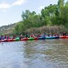 Verde River Institute Float Trip, Tapco to Tuzi, 5/16/17