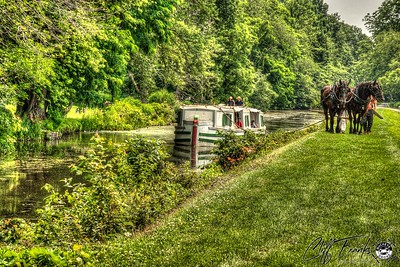 7-5-15 Canal Fulton Canal Boat