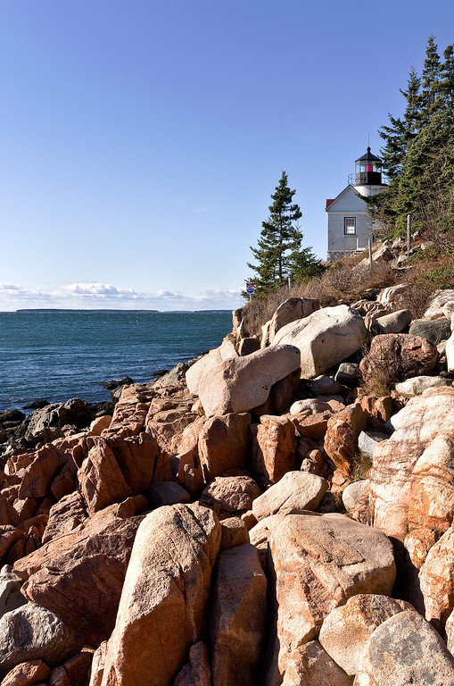 A Walk in the Park - Acadia National Park