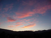 Sunset in Anza-Borrego late November.