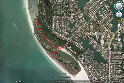 Tigertail Beach birding route