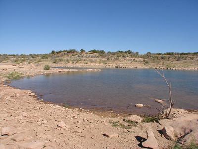 Abiquiu Lake, Rio Arriba County, New Mexico   http://en.wikipedia.org/wiki/Abiquiu_Lake