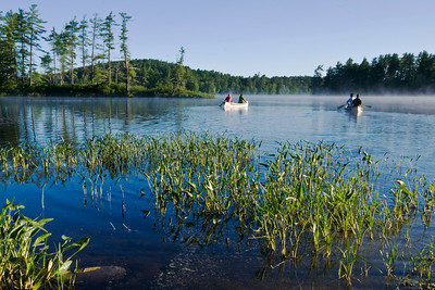 Osgood Pond, Adirondacks State Park