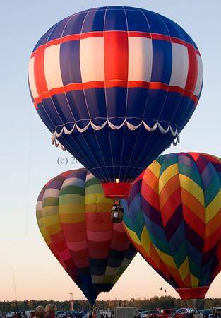 Adirondack Balloon Festival, Glens Falls, NY 2007