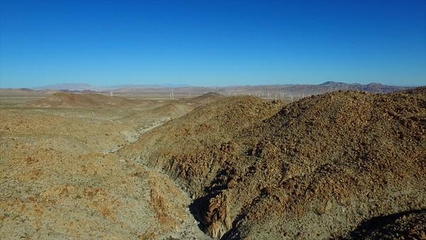 Desert Wash Camp