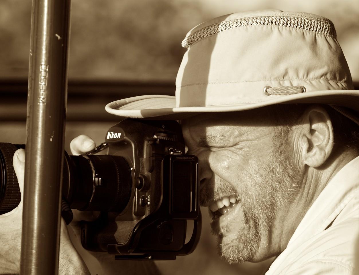 Bill, Lewa, Kenya