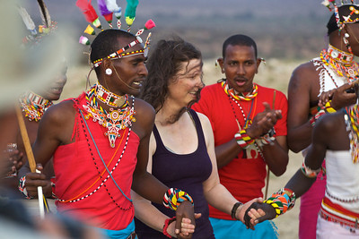 Kris, Samburu, Kenya