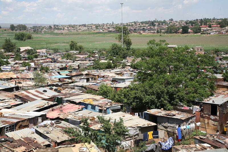 Soweto Shanties