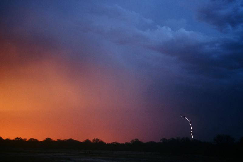 Storm Glow: