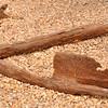 Old ship's anchor at the Slavery Museum at Morro da Cruz, just south of Luanda, Angola.