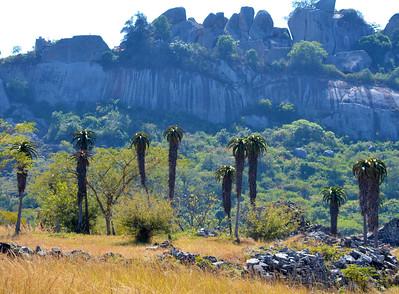 Kyle & Great Zimbabwe Archaeological Site