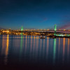 Macdonald Bridge, Halifax-Dartmouth, Nova Scotia
