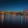 Macdonald Bridge, Halifax-Dartmouth, Nova Scotia
