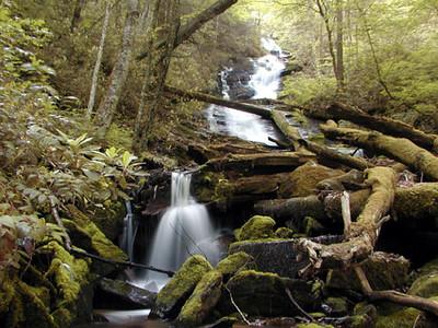 Alarka Falls NC 3<br /> June 5, 2007
