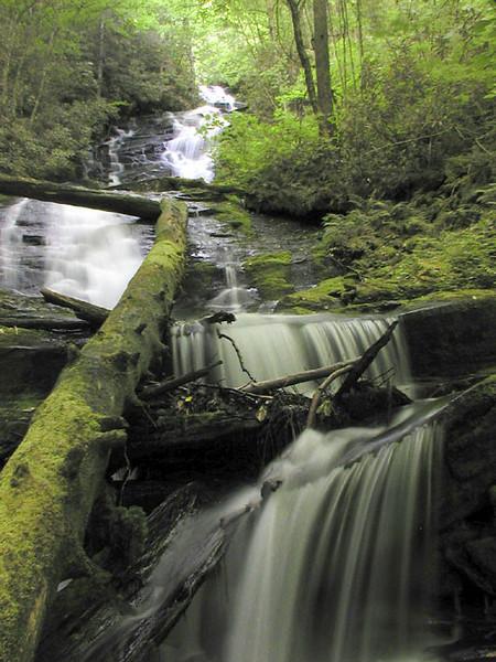 Alarka Falls NC 4<br /> 6/5/07