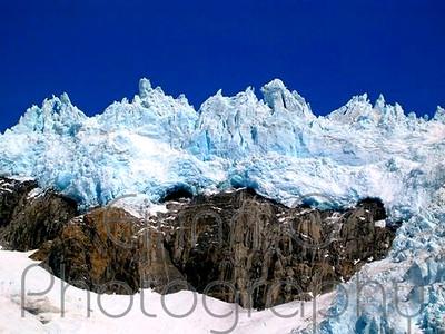 Kenai Fjords Trip - Glacier