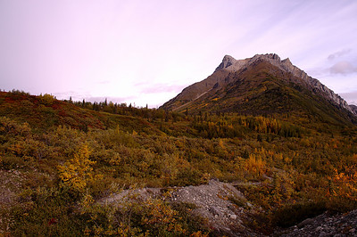 Donaho peak.