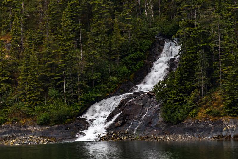 Alaska Tracy Arm waterfall 6-28-16_MG_9854