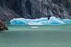 Blue Deep Iceberg<br /> Blue Deep Iceberg, North Sawyer Glacier, Tracy Arm Fjord, Alaska