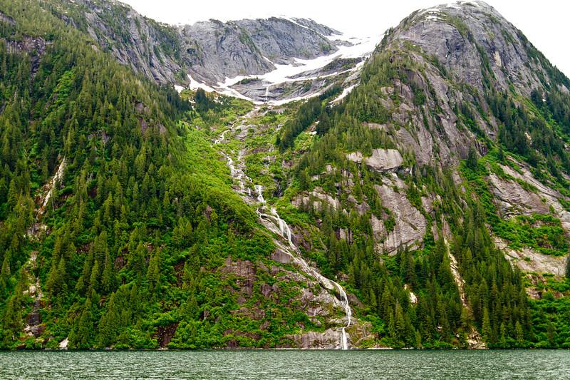 Misty Fjords<br /> Misty Fjords, Walker Cove, Alaskan Wilderness Adventure Cruise