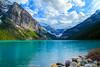 Lake Louise<br /> Lake Louise, Banff National Park, Alberta, Canada