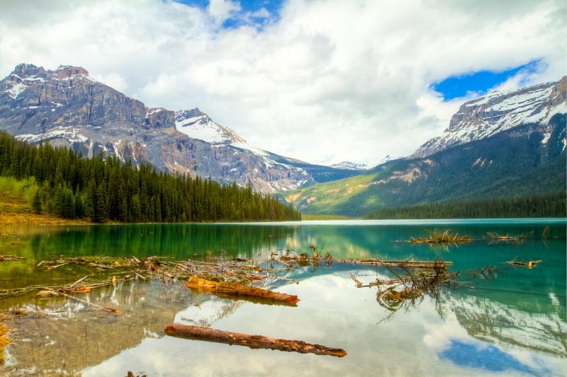 Emerald Lake<br /> Emerald Lake, Yoho National Park, British Columbia, Canada