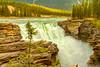 Athabasca Falls<br /> Athabasca Falls, Jasper National Park, Alberta, Canada