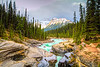 Mistaya Slot Canyon<br /> Mistaya Slot Canyon, Banff National Park, Alberta, Canada