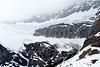 Crowfoot Glacier<br /> Crowfoot Glacier Closeup, Banff National Park, Alberta, Canada