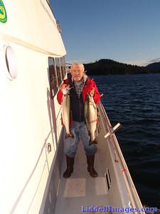 Silver Salmon...