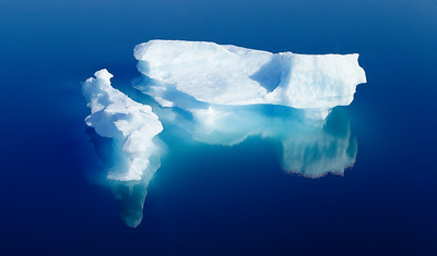 Reflecting Iceburg