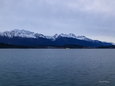 Haines From The Sea