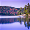 <h3>Lake of Two Rivers. Algonquin Ont.</h3> <h5>Canon40D, Canon 70-200 at 70mm, Lee 0.6 & 0.3 hard grad, Sing Ray LB polarizer,<br> 120s at f/5.6</h5>