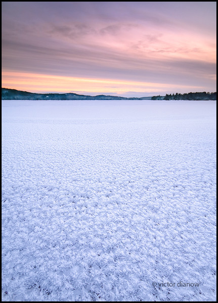 <h3>Lake of Two Rivers. Algonquin Ont.</h3> <h5>Canon40D, Sigma10-20 at 10mm, Lee 0.9 hard grad & Sing Ray LB polarizer<br> 0.8s at f/5.6</h5>