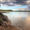 Lake Of Two River in Algonquin Provincial Park