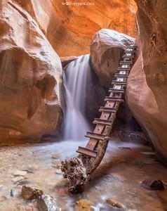 Waterfall, Utah