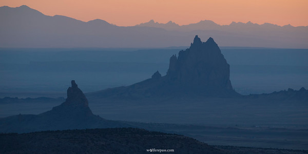 Shiprock, New Mexico, USA